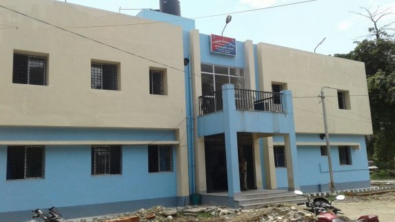 Two storied Rural Police Station at Banarhat