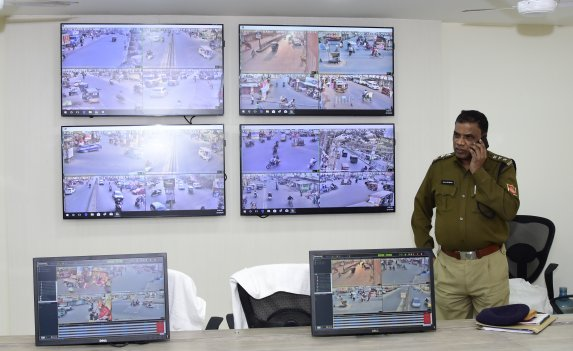 City Surveillance CCTV system at Siliguri Police Commissionerate3