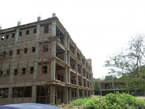 Hostel building for Female Trainees at SVSPA