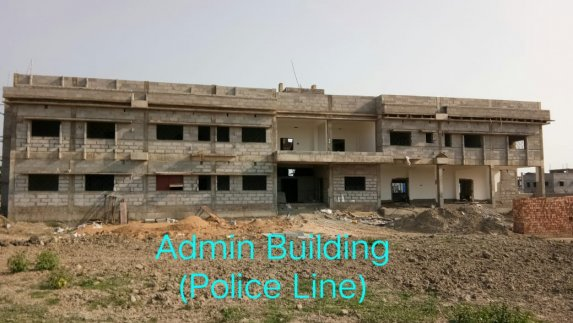 District Police Administrative building, Police Lines & Residential Accommodation of Police Personnel of different rank of Purba Medinipur District_5