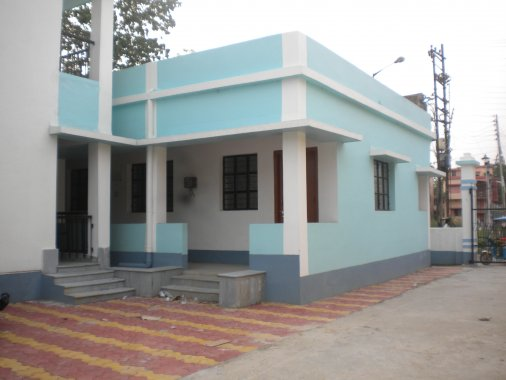 Police Station canteen at Kumarganj