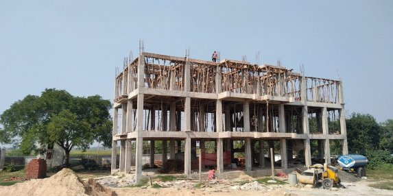 Construction of Model Rural Police Station Building at Lokpur in the District of Birbhum