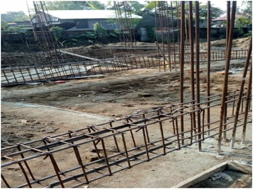 Construction of (G 1) Unit Mess at SAP 4th Bn. Kasba Raiganj, Uttar Dinajpur