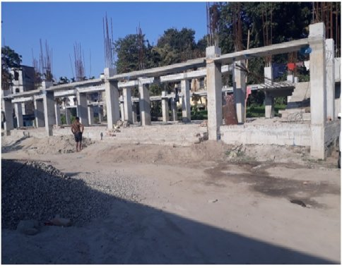 Construction of 100 Heads Male Barrack at Islampur P.S IN Uttar Dinajpur District