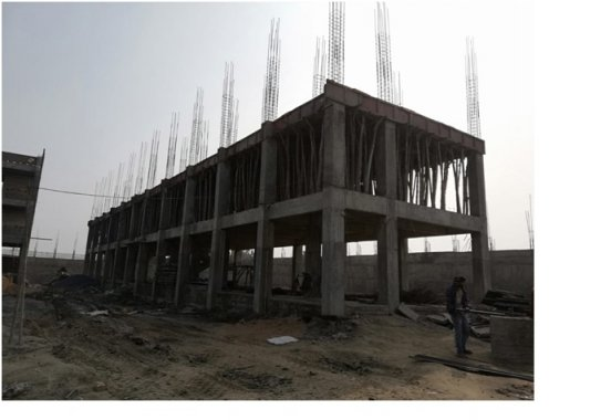 Construction of Subsidiary Correction home at Chachal-(Part-2)